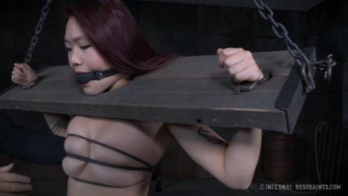 bdsm Lea Hart Make Her Scream - BDSM, Humiliation, Torture