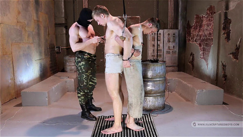 Gay BDSM Slaves Competition II - Part IV