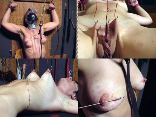 DOWNLOAD from FILESMONSTER:  SVP Production Torture BDSM Extreme Torture  Xtremepain   SVP 53 Xtremlys play with Slave Kirsten