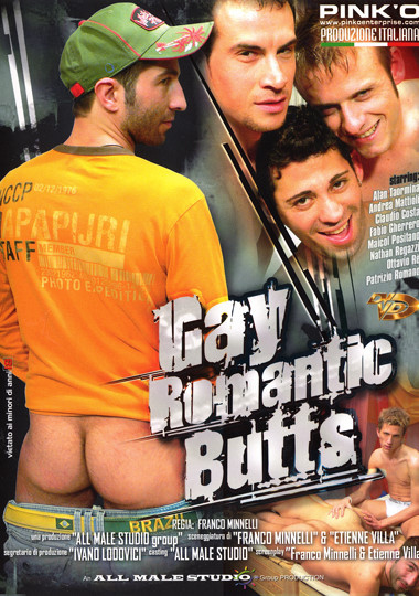 Gay romantic buts [All Male Studio]
