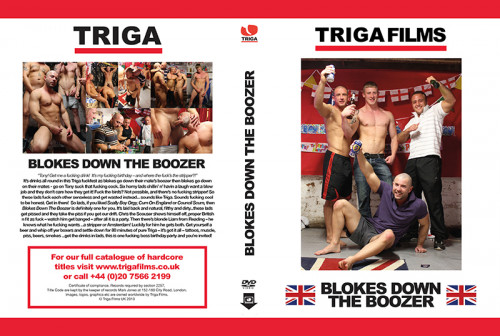 Triga - Blokes Down the Boozer