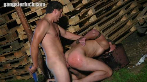 Gay BDSM Gangster Fuck Best Part 52
