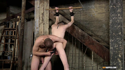 Gay BDSM Aaron Aurora And Lincoln Gates (2015)