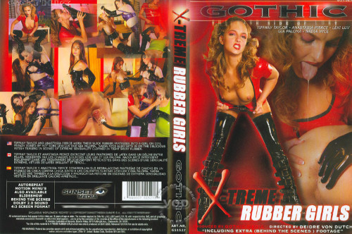 Gothic Media - Xtreme Rubber Girls BDSM Femdom and Strapon