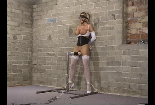 bdsm Sexy Babe In Amazing Bondage
