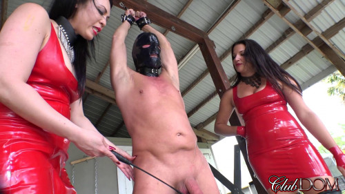 Femdom and Strapon Michelle Lacy And Lydia