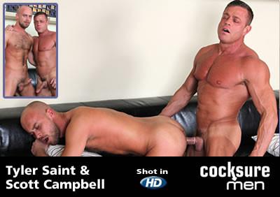 Tyler Saint & Scott Campbell