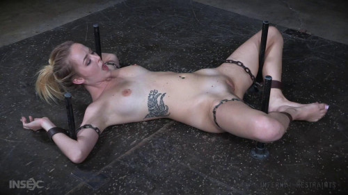 bdsm Iris Rose high