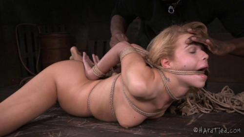 bdsm CruelBondage - Alina West, Jack Hammer