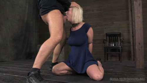 bdsm Cherry Torn ragdoll fucked til limp
