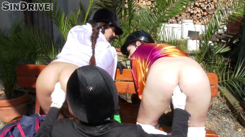 Fisting and Dildo Marina Visconti, Cindy Loarn and Kitana Lure - Riding And Rimming
