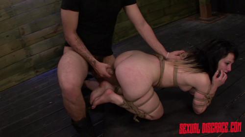 bdsm First Porn Video in Bondage