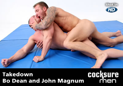 Takedown with Bo Dean and John Magnum