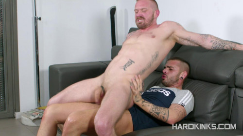 Gay BDSM Slave Training (Aday Traun and Stephan Raw)
