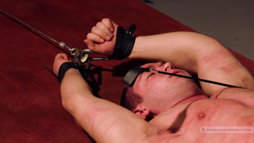 Gay BDSM The trainer for Sergeant - Part II