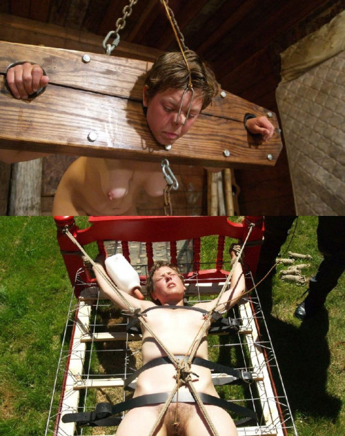 IntoTheAttic - Lina Posted Jul 28, 2011 HD BDSM