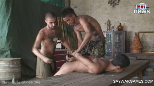 Gay BDSM Army Gay Games Best Part 19