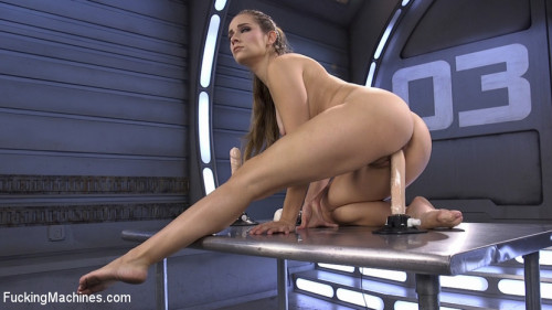 Sex Machines Mind Blowing Orgasms from Fucking Machines and Anal