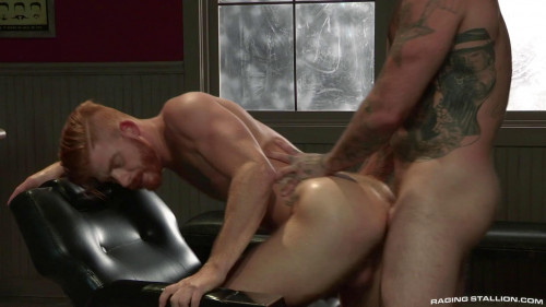 High n Tight, Scene 4 Bennett Anthony and Gage Unkut