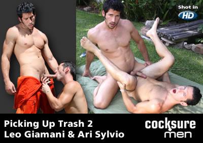 Picking Up Trash 2