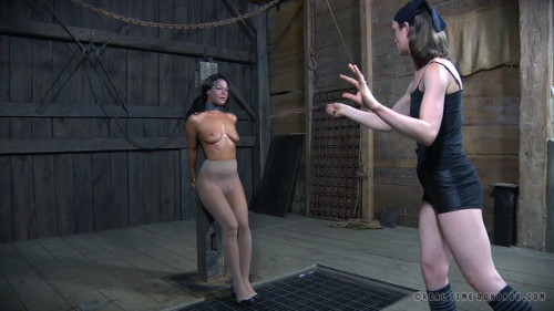 bdsm Sweaty Pig Part 1