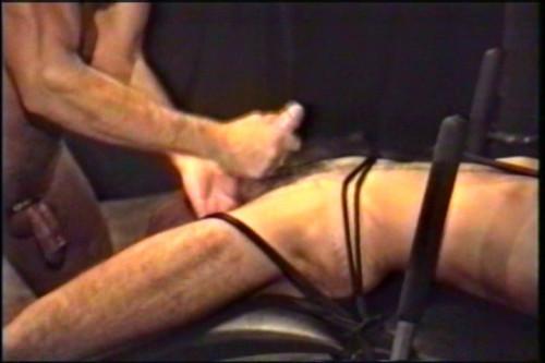 Gay BDSM Bondage Hangover