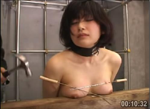 Japanese tits nailing BDSM