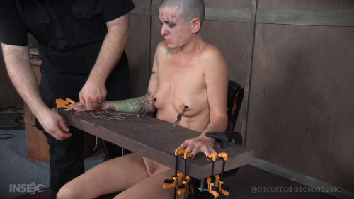 bdsm RealTimeBondage - Aug 13, 2016 - Abigail Dupree