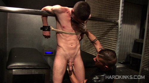 Gay BDSM Aday Traun and Ricky Leon