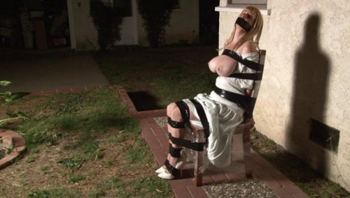 bdsm Bound and Gagged - Barefoot in Bondage - Kelly KaneLorelei is Hosed Down in Bondage