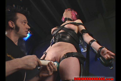 bdsm Cherry Torn And The Vertical Gingerbread Part 2