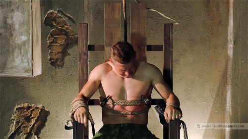 Gay BDSM The Steadfast Soldier - Part II