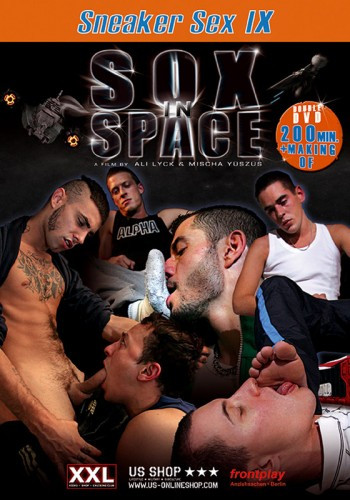 Sneaker Sex 9 - Sox In Space