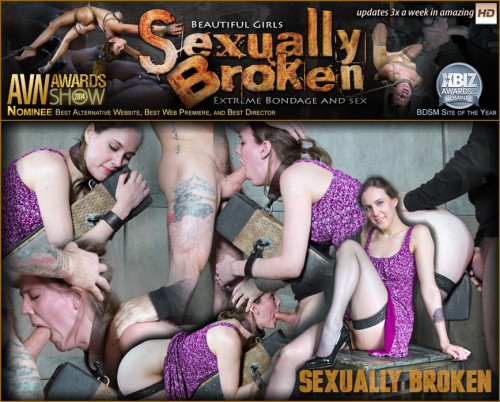 Sierra Cirque our sexy girl next door is is double fucked into oblivian, massive screaming orgasms