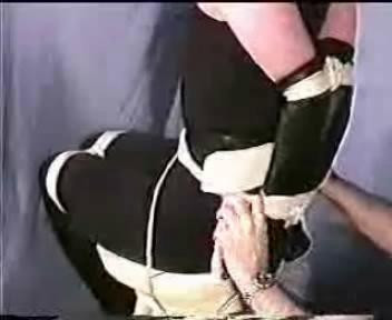 bdsm DevonshireProduction - SDS54 - Roped and hooded