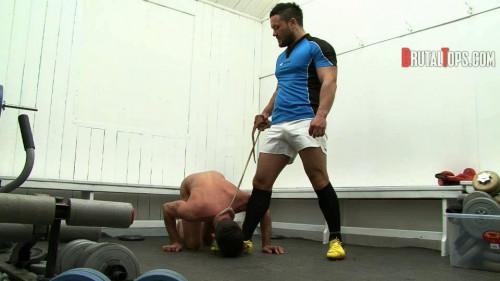 Gay BDSM Master Shane