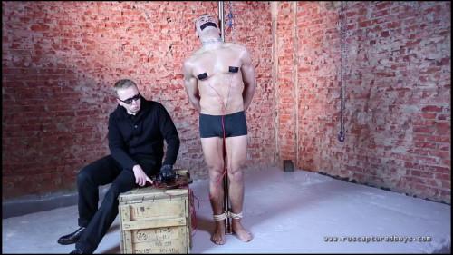 Gay BDSM Judoist Vitaly in Slavery 2