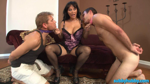 Femdom and Strapon Step Mom Cruel Punishments (Part 3)