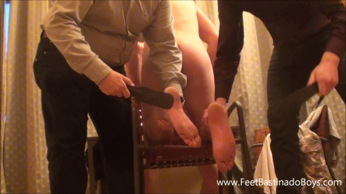 Gay BDSM The Delay (part 4)