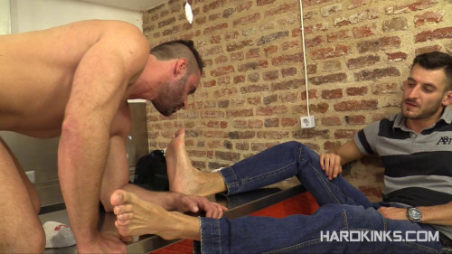 Gay BDSM The Cleaner (El Conde, Mateo Stanford)
