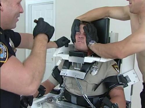 Gay BDSM Pain Academy For Hard Men