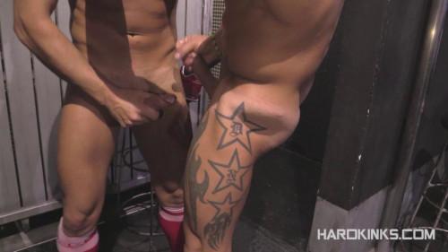 Gay BDSM Frank Valencia - Andrea Suarez