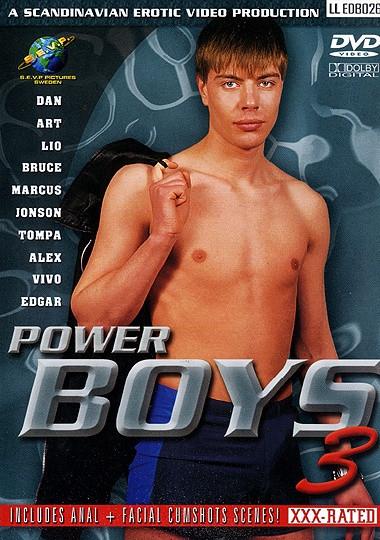 Power Boys vol..3