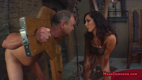 Femdom and Strapon Mistress Isis Love Part 1