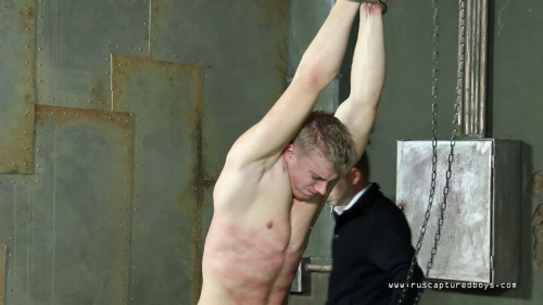 Gay BDSM Captured Soldier Nikolai II - Part I