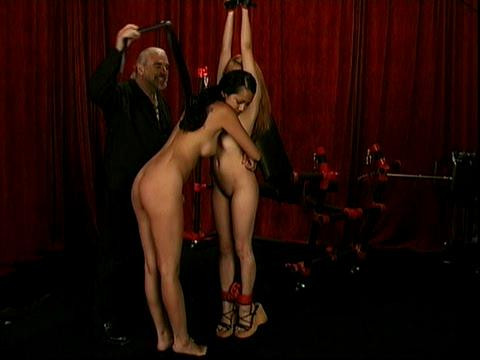 bdsm Master Lens Intense Fetish - Tormenting Iris and Jade