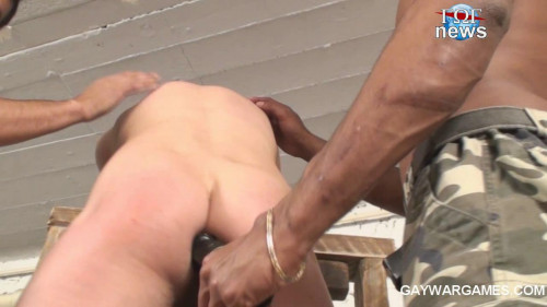 Gay BDSM The football player. Part 1-3
