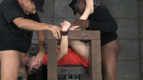 bdsm Stunning Veruca James utterly destroyed by cock