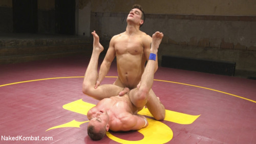 Pound for Pound - Two Muscled Hunks Battle for Sexual Domination