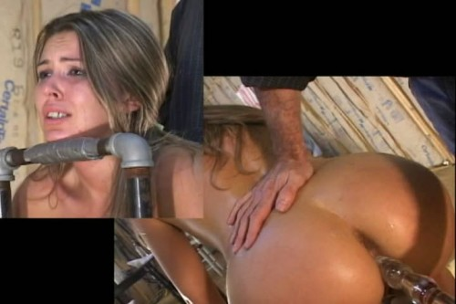 DOWNLOAD from FILESMONSTER:  PowerShotz Extreme BDSM Extreme Torture  Cindy   Tearful Anal Training!